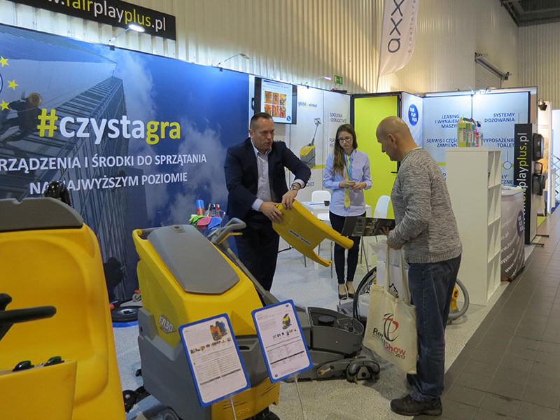 Fair Play Plus na targach RetailShow